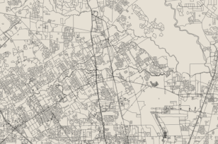 The Demographic Statistical Atlas of the United States - Statistical on houston tx zip map, houston map 77090, road map zip code 77090,