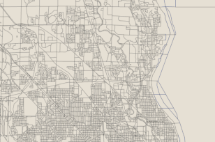 53209 Zip Code Map.The Demographic Statistical Atlas Of The United States Statistical