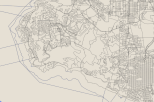 Palos Verdes Zip Code Map.The Demographic Statistical Atlas Of The United States Statistical